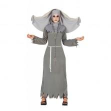 Diabolská mníška - kostým