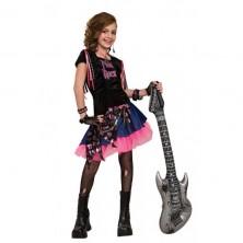 Pink Rock Girl