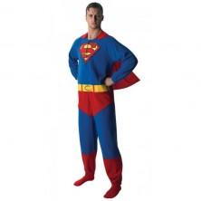 Superman Adult Onesie - kostým