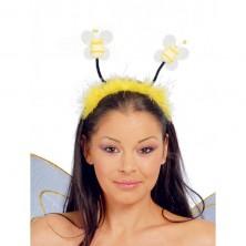 Tykadlá včielka na spone