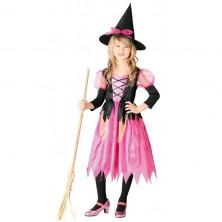 Kostým ružová čarodejnice