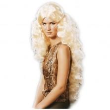 Anjel s flitrami - dlhé vlasy blond