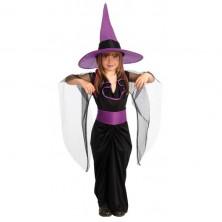 Kostým čierna čarodejnica
