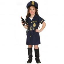 Kostým malá policistka