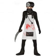 Kostým doktor krv