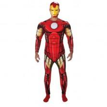 Iron Man Deluxe - licenčný kostým