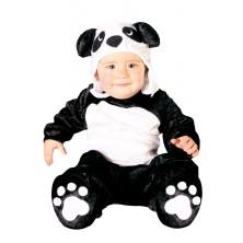 Panda - kostým do 12 mesiacov