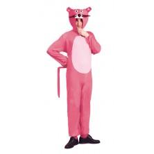 Kostým - ružový panter