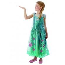 Detský kostým Elsy letné