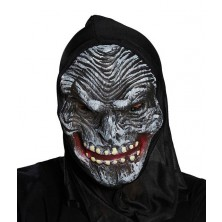 Maska HORROR s kapucňou