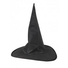Čarodějnický klobouk ze šusťákoviny