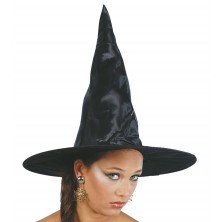 Čarodejnícky klobúk čierny
