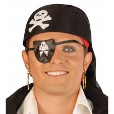 Pirátska čiapočka so smrtkou