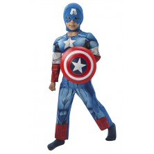 Captain America Deluxe Child