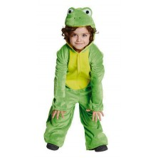 Žabka - kostým
