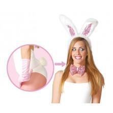 Flitrový set - zajačik