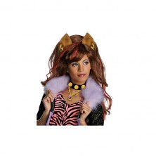 Clawdeen Wolf - paruka Monster High - licencie