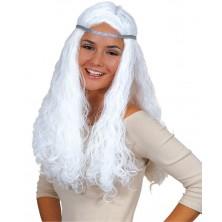 Anjelská parochňa biela