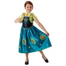Šaty princezna Anna - Ľadové kráľovstvo