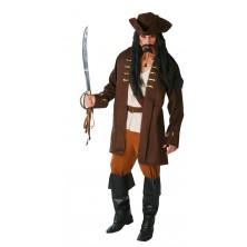 Pirátsky kapitán  - kostým