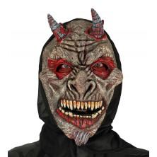 Maska satana s rohmi