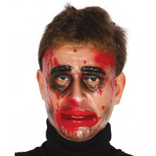 Maska priehľadná - muž