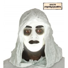 Fluoreskujúce maska ducha - ON