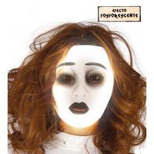 Fluoreskujúce maska ducha - ONA