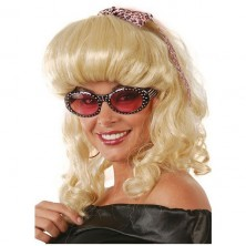 Parochňa 60-te roky blond