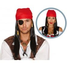 Pirátska parochňa unisex