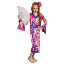 Geischa - detský kostým