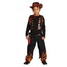 Detský kostým kovboja