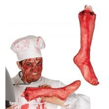 Odtrhnutá noha 40 cm