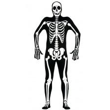 Kostým skeleton pre dospelých