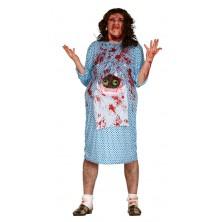 Zombie - tehotná žena