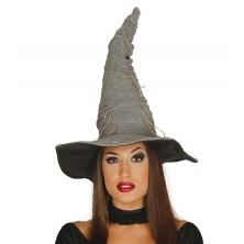 Čarodejnícky klobúk sivý
