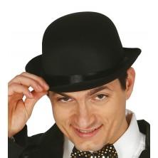 Tvrdý klobúk - melón čierny