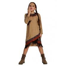 Indiánska dievča - kostým