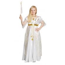 Anjel - detský kostým s krídlami