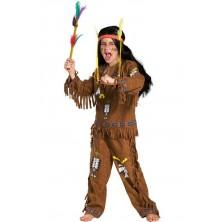 Indiánsky kostým chlapčenský