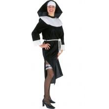 Nun - kostým mníšky s pokrývkou hlavy
