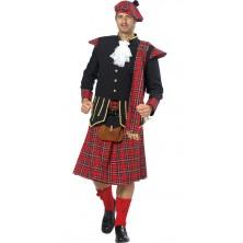 Kostým Škóta s taškou