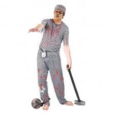 Kostým väzeň - ZOMBIE