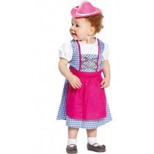 Heidi - tradičný detský kostým