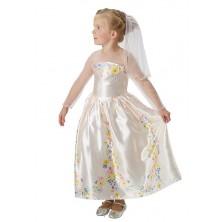 Cinderella Wedding-Dress Live Action Movie - Child