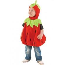 Jahôdka - kostým pre deti