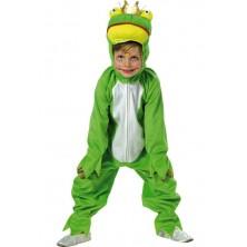 Žaba s korunkou - kostým