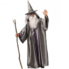 Pustovník - kostým