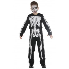 Skelett boy - kostým