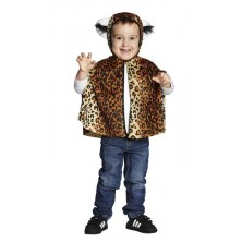 Leopard - pelerína